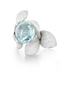 Giardini Segreti Haute Couture Ring - 15274B