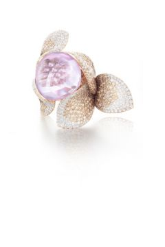 Giardini Segreti Haute Couture Ring - 15273R