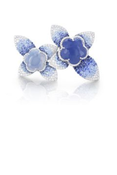 Giardini Segreti Haute Couture Ring - 15276B