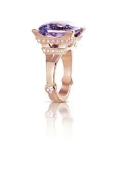 Madame Eiffel Ring - 14883R