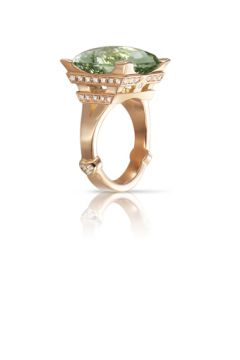 Madame Eiffel Ring - 14862R