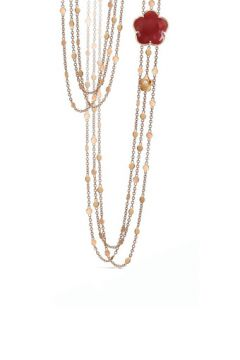 Bon Ton Necklace - 15105R