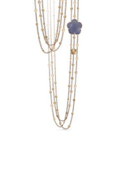 Bon Ton Necklace - 15112R