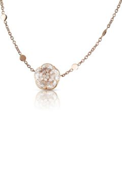 Bon Ton Rock Diamonds Necklace - 15300R