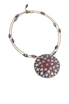 Mandala Necklace - 14232RN