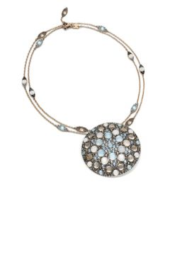 Mandala Necklace - 14332RN