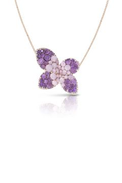 Giardini Segreti Couture Necklace - 15513R