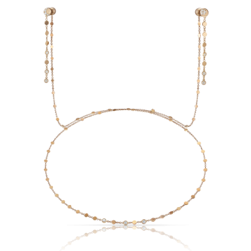 Luce Necklace with Earrings - 16205R