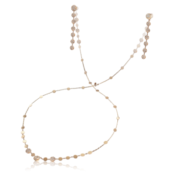 Luce Necklace with Earrings - 16206R