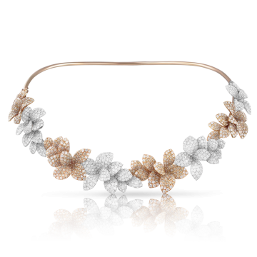 Necklace Stelle In Fiore - 15684BR