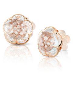 Bon Ton Rock Diamonds Earrings - 15297R
