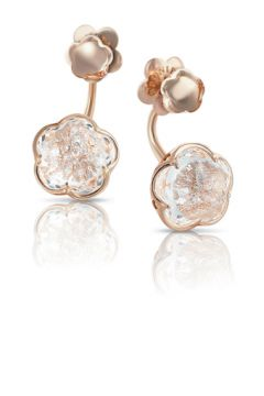 Bon Ton Rock Diamonds Earrings - 15314R
