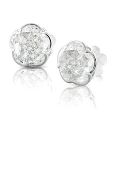 Bon Ton Rock Diamonds Earrings - 15296B