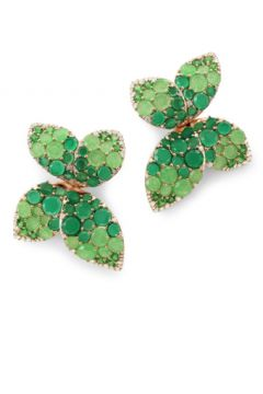 Giardini Segreti Haute Couture Earrings - 15324R