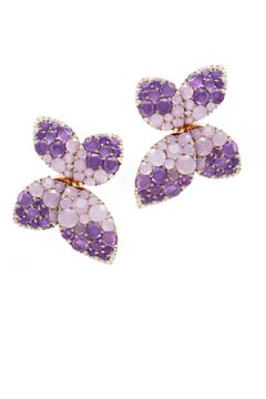 Giardini Segreti Haute Couture Earrings - 15446R