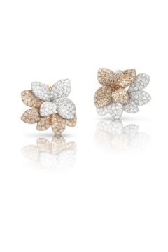Petit Garden Earrings - 15435BR