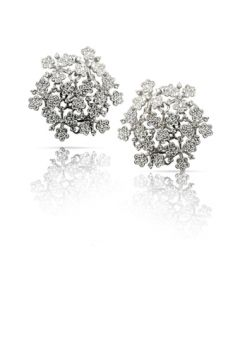 Prato Fiorito Earrings - 12821B