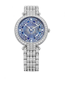 Premier Pearly Lace Automatic 36mm - PRNAHM36WW011