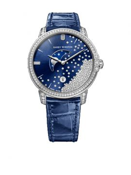 Midnight Diamond Drops 39mm - MIDQMP39WW004