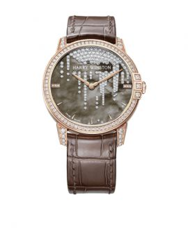 Midnight Diamond Stalactites Automatic 36mm - MIDAHM36RR001