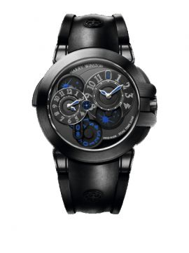 Ocean Dual Time™ Black Edition - OCEATZ44ZZ007