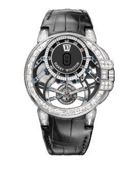 Ocean Tourbillon Jumping Hour - OCEMTJ45WW002