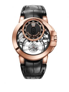 Ocean Tourbillon Jumping Hour - OCEMTJ45RR001
