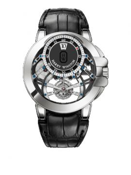 Ocean Tourbillon Jumping Hour - OCEMTJ45WW001