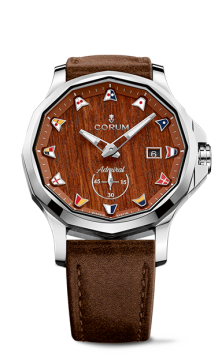 ADMIRAL 42 AUTOMATIC - A395/03789 - 395.101.20/0F62 AW12