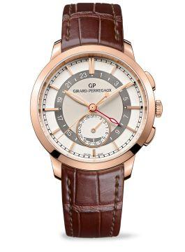 Girard-Perregaux 1966 DUAL TIME - 49544-52-131-BBB0