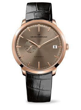 GIRARD-PERREGAUX 1966 SMALL SECONDS AND DATE - 49543-52-B31-BK6A