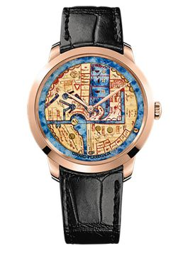 GIRARD-PERREGAUX 1966 THE CHAMBER OF WONDERS - 49534-52-R04-BB60