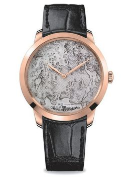 GIRARD-PERREGAUX 1966 THE CHAMBER OF WONDERS - 49534-52-R05-BB60
