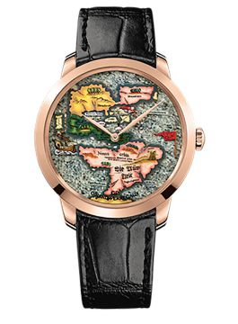 GIRARD-PERREGAUX 1966 THE CHAMBER OF WONDERS - 49534-52-R06-BB60