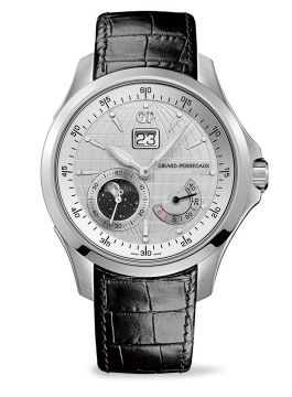 Traveller MOON PHASES AND LARGE DATE - 49650-11-132-BB6A
