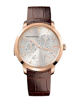GIRARD-PERREGAUX 1966 MINUTE REPEATER, ANNUAL CALENDAR AND EQUATION OF TIME - 99651-52-131-BKBA