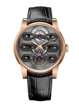 Neo-Tourbillon with Three Bridges - 99270-52-000-BA6A