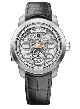 BRIDGES MINUTE REPEATER TOURBILLON WITH BRIDGES - 99820-21-001-BA6A
