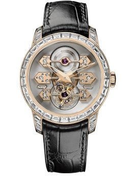 BRIDGES TOURBILLON WITH THREE GOLD BRIDGES 41 MM - 99193B52H00A-BA6A