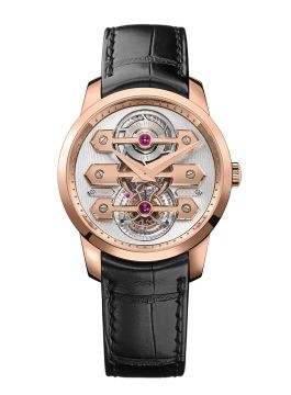 BRIDGES TOURBILLON WITH THREE GOLD BRIDGES 40MM - 99285-52-000-BA6A