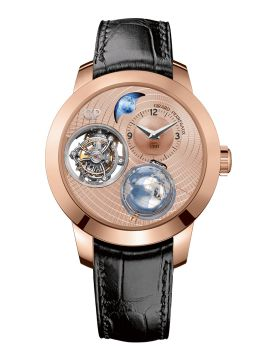BRIDGES PLANETARIUM TRI-AXIAL TOURBILLON - 99290-52-951-BA6A