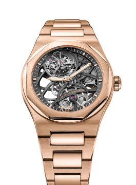 LAUREATO FLYING TOURBILLON SKELETON - 99110-52-000-52A