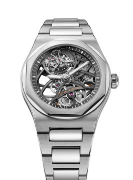 LAUREATO FLYING TOURBILLON SKELETON - 99110-53-001-53A