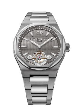 LAUREATO TOURBILLON - 99105-41-232-41A