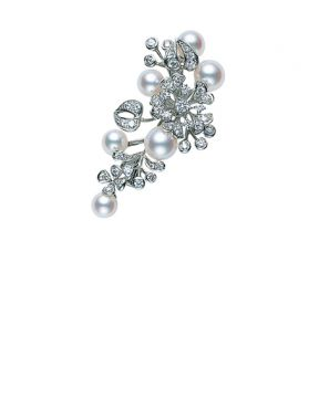 Bloom Brooch - PB-1942U