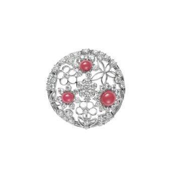 Conch Pearl Jewellery Brooch - PB-8288CU