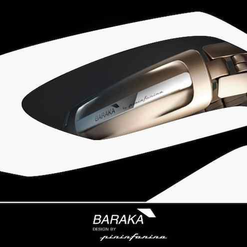 Baraka by Pininfarina