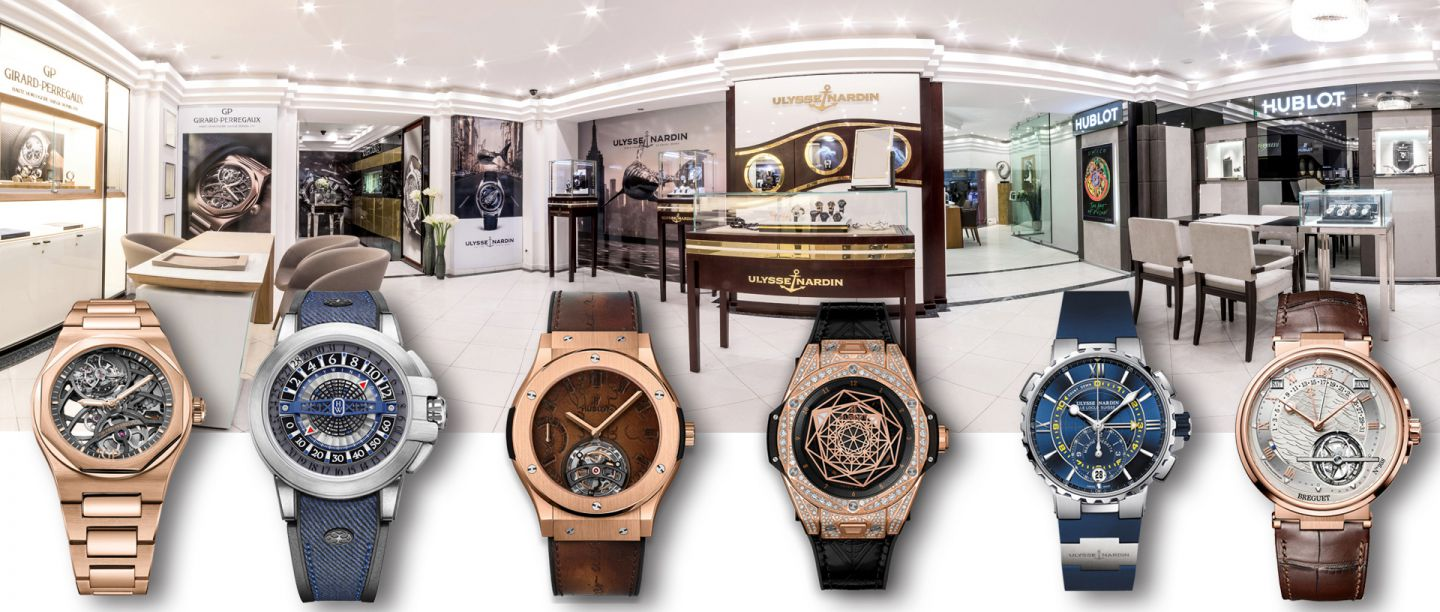 BARAKA - Luxury Watch and Jewellery